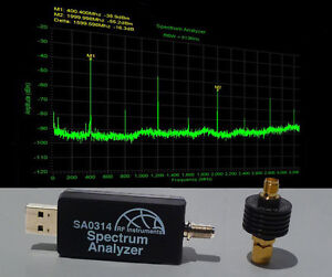 Usb Rf Spectrum Analyzer 3 3ghz