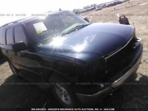 Driver Front Seat Bucket bench Seat Opt Ae7 Fits 03 06 Avalanche 1500 1690804