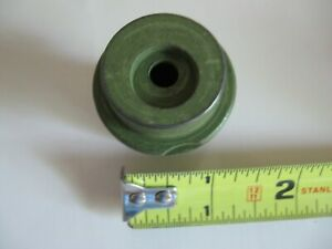 1980 S 90 S Gm Used Wire Hub Cap Locking Nut Green Code Cadillac Buick Olds