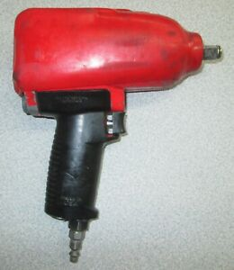 Snap on Mg725 Air Impact Wrench 1 2 Drive Tested Working