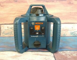 Bosch Grl240 Hv Professional Rotary Self Leveling Laser Level Tool Only