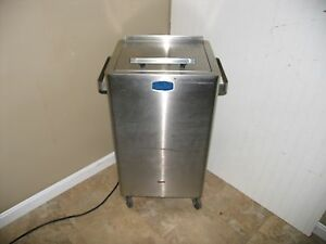 Chattanooga C 2 Col Pac Hydrocollator Chilling Unit With 4 Col Pac s