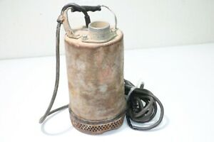Multiquip St2037 2 Submersible Electric Water Pump 73 Gpm 120v