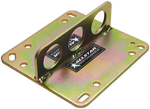 Allstar Engine Lift Plate 3 16 Thick Steel Spread Square Bore Carb Flange 10123