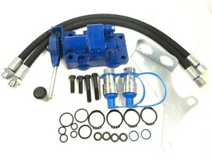 Hydraulic Remote Valve Kit For Ford Tractors 2000 2600 3000 3600 4000 4100 4600
