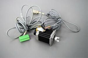 Vexta Oriental Stepper Motor With 10 Ft Motor Cable And Encoder Warranty