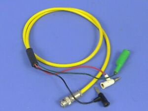 Pomona Electronics 5342 Triaxial Test Lead Triax Cable To Banana Plug Deal