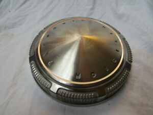 69 70 Mopar Dog Dish Hub Cap Poverty Oem