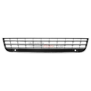 Chrome Trim Front Bumper Grill Lower Grille For Vw Volkswagen Touareg 2011 2014