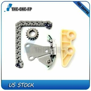 Oil Pump Chain Kit For 2003 2007 Honda Accord 2 4l L4 Dohc Eng Code K24a4 K24a8