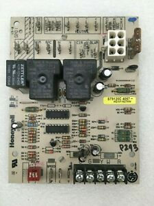 Honeywell St9120c 4057 Furnace Control Board Hq1011927hw Used p261 p293