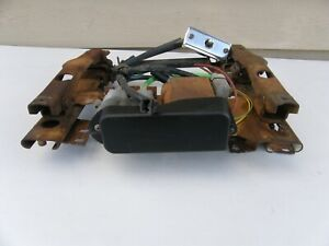 1969 72 Gm Driver Side Power Bucket Seat Track Motor Tested Working Free Shipn
