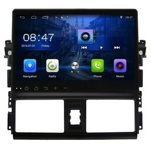 10 1 Wifi 3g Android 8 0 Car Stereo Radio Gps Navigation For Toyota Yaris New
