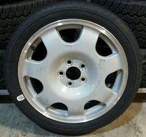 Ford Mustang Factory Original 18 Spare Wheel Rim W Tire Fits 2015 2018 10028