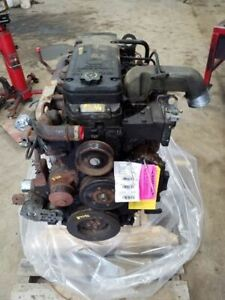 Engine 5 9l Diesel Vin C 8th Digit High Output Fits 03 Dodge 2500 Pickup 205633