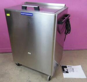 Chattanooga C 5 Hydrocollator Refrigerated Lg Capacity Colpac Cold Pack Therapy