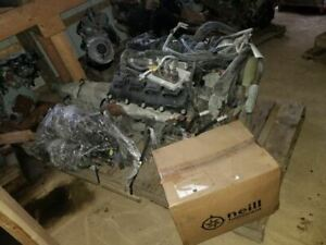 Engine 5 7 L Hemi Swap Pull Out Assembly With Modules Wiring Harness 10111673
