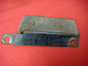 1969 1970 Ford Mustang Boss 302 Drivers Side Mount Heat Shield Cougar Fastback