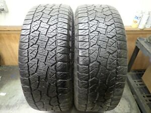 2 275 55 20 113t Hankook Dynapro Atm Tires 8 5 32 No Repairs 4016