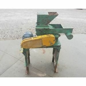 Used 5hp 15 x9 American Pulverizer Crusher Type L