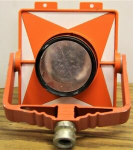 Omni Single Tilting Prism With Plastic Target Read see Photos For Condition