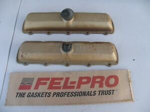 Cutlass Vista Cruiser 442 W 30 Hurst Olds 455 Oldsmobile Script Valve Covers
