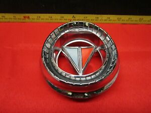 1965 Plymouth Valiant Signet Grille Emblem Ornament Nos Read Add