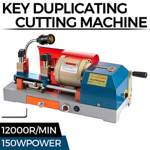 Key Duplicating Machine Key Guide Key Reproducer Reproducing Cutter 598b Engrave