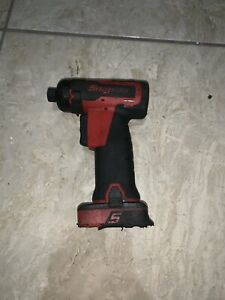 Snap On Cordless Screwdriver Cts725 With Battery