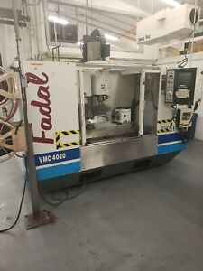 1999 Fadal 4020 Cnc Vertical Machining Center With Upgrades