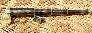Dolland London Antique Telescope Working Nautical