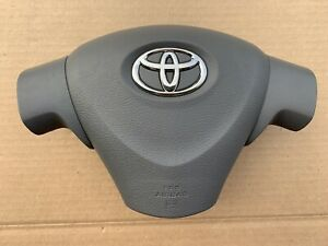 Toyota Corolla Driver Steering Wheel Air Bag Left Lh Airbag Oem Gray