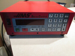 Haas Servo Control 4th Axis rotary Axis 17 Pin Hrt 450 used