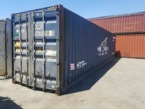 40 ft High Cube Shipping Container Storage Units Shipping Containers Units