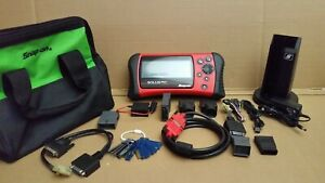Snap on Eesc316 Solus Pro Scanner Newest Version Euro Asian Domestic V17 2