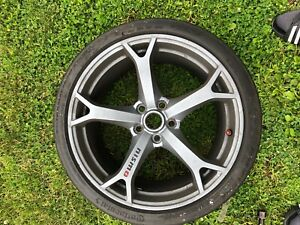 Nissan 370z Nismo 2 Front Only Wheels