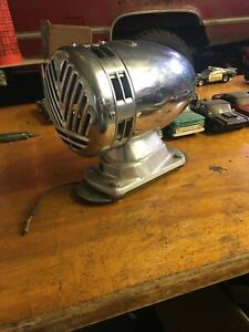 Vintage Very Nice Fire police Siren By Federal Sign And Signal Model Wg Working