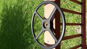 1930 31 Model A Ford Steering Wheel Used
