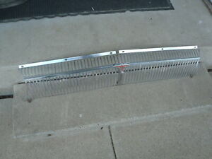 1962 Oldsmobile F85 Cutlass Jetfire Grille 62 Olds Oem Good Used 215 Turbo Gm
