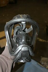 Msa Ultra Elite Medium Scba Full Facepiece Respirator Mask