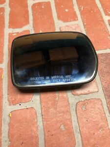 1999 2004 Honda Odyssey Front Right Passenger Door Rear View Mirror Glass Oem