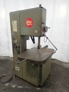 Grob 4v 18 Vertical Bandsaw 18 X 13 28 X 24 Table 06190050007