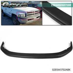 Replacement Upper Front Bumper Cover Ch1000160 For 1994 2001 Dodge Ram 1500 New