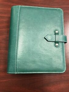 Franklin Covey Teal Classic Size Barely Used