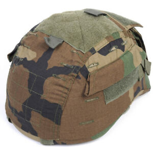 Emerson Tactical Combat MICH Helmet Cover with Pouch for ACH MICH TC-2001 Helmet