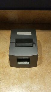 Star Tsp600 Pos Thermal Receipt Printer Only Tested Very Good Working Condition