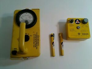 Cdv 715 Radiation Geiger Counter Kit With Charger And 2 Pens