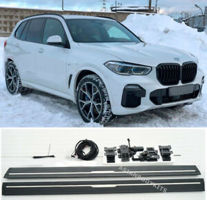 For Bmw X5 G05 Side Step Electric Deployable Running Boards 2018