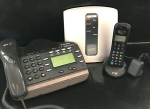 Vox 2 Line Small Office Telephone System Package 6 Phones 3 Desk