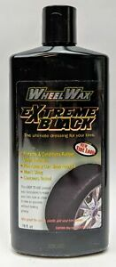 Wheel Wax Extreme Black Tire Dressing 16 Fl Oz discontinued Hard To Buy
